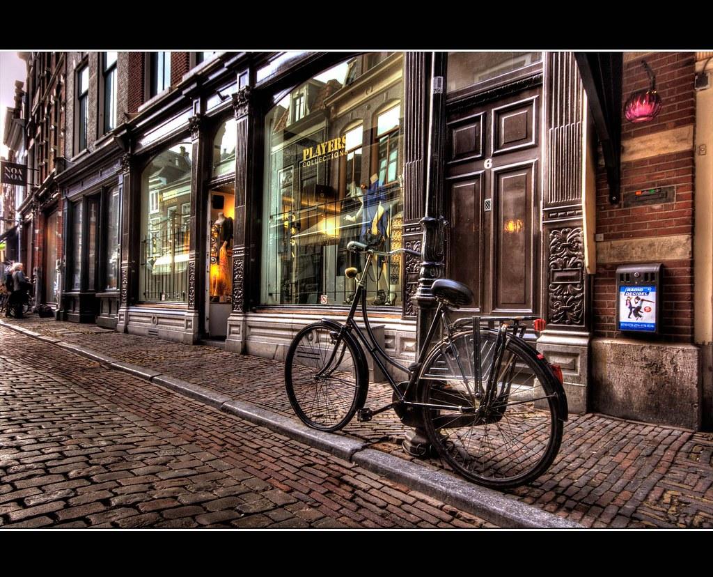 Haarlem Bike - HDR