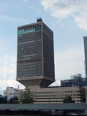 인민해방군 주홍콩부대빌딩