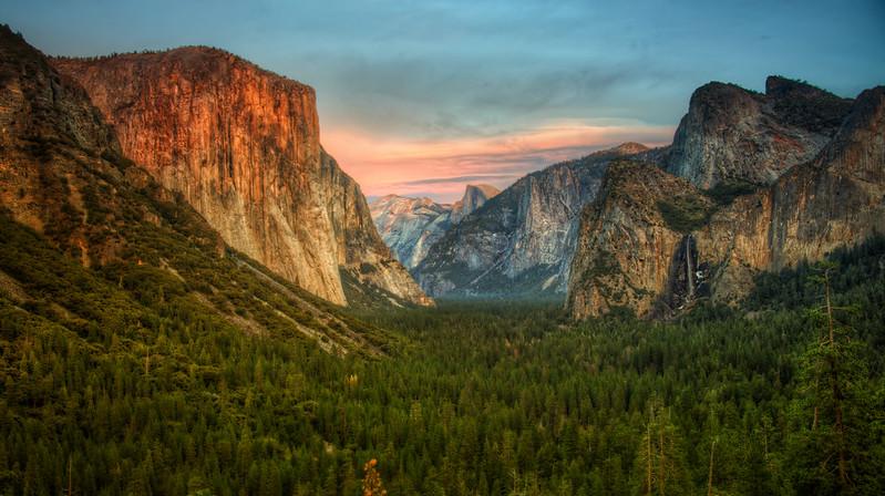 photo of Yosemite