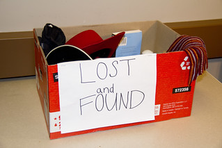 Lost and Found Box | by gorbould