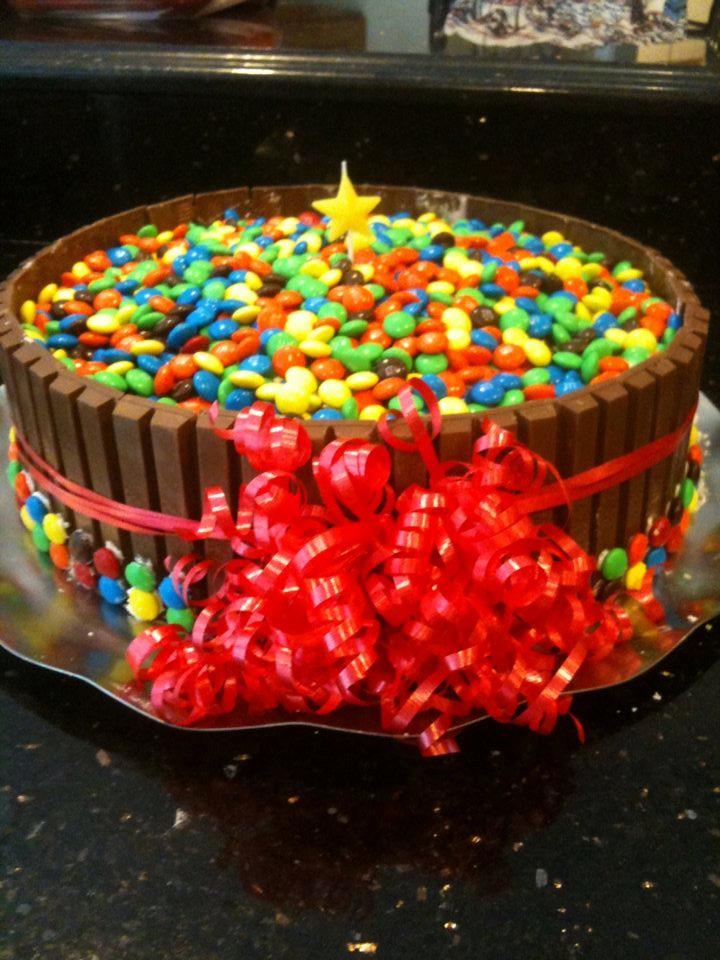 Superb Karlis Happy Birthday Candy Cake Karli Whetstone Flickr Funny Birthday Cards Online Bapapcheapnameinfo