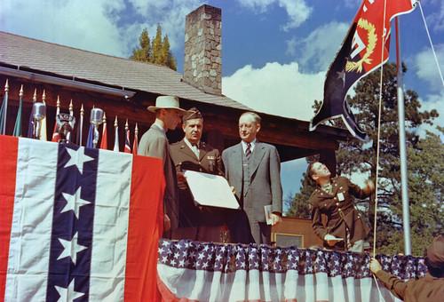1945 Army-Navy E Award