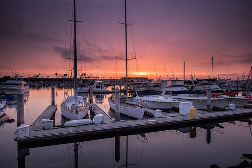 california sky marina sunrise reflections boats calm amanecer sonnenaufgang spiegelung sanpedro a7r cabrillomarina sonnenausgang nikon1635mmf4 ilce7r davidmartinezmarinero davidmarinero