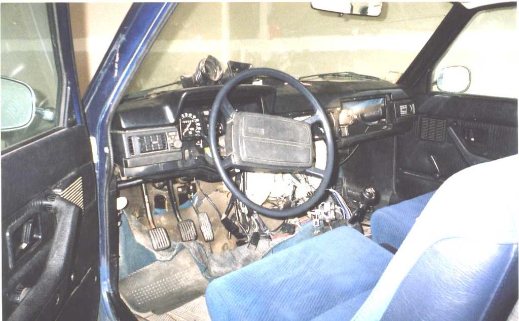 My 1977 Volvo 242 GL restoration car 2 | Paid 100 dollars fo