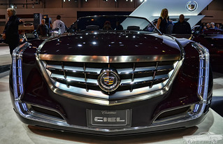 Cadillac CIEL Concept Car | by Chad Horwedel
