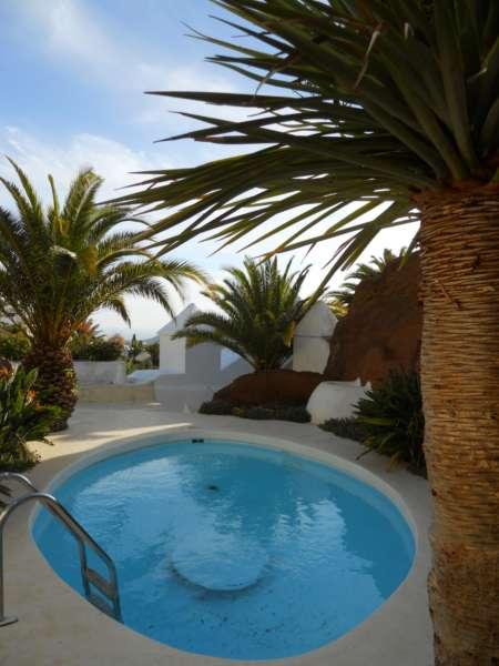 Piscina Lagomar Casa Omar Sharif Lanzarote v7