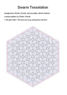 swarm tesselation cp | by Praise Pratajev