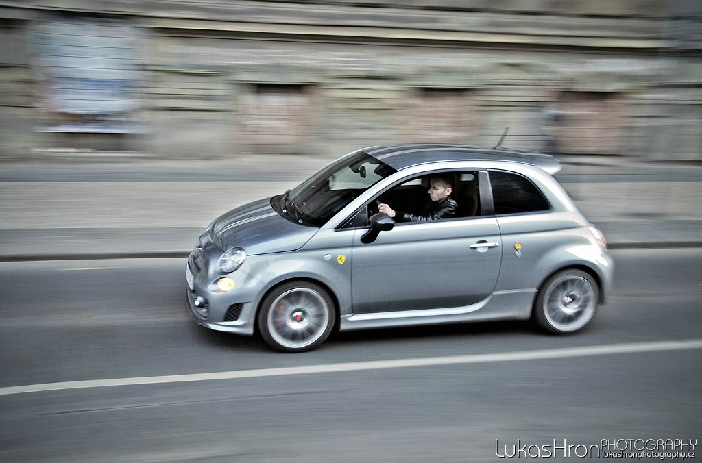 Fiat 500 Abarth 695 Tributo Ferrari Fiat 500 Abarth 695 Tr Flickr
