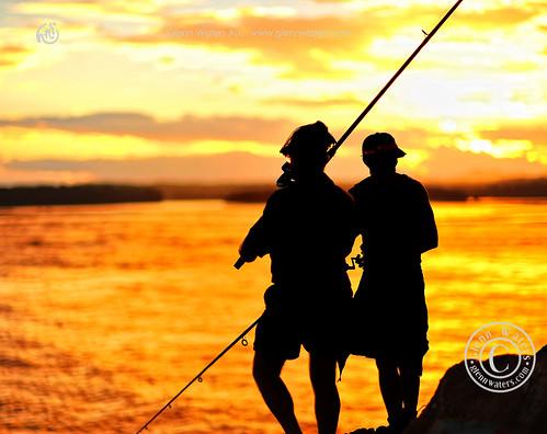sunset silhouette fishing nikon australia nsw getty nambuccaheads オーストラリア ニコン d700 nikond700 ぐれん glennwaters nikkor85mmf14gafs