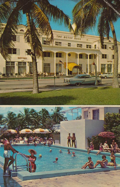 The Cardboard America Motel Archive Betsy Ross Hotel Miami Beach