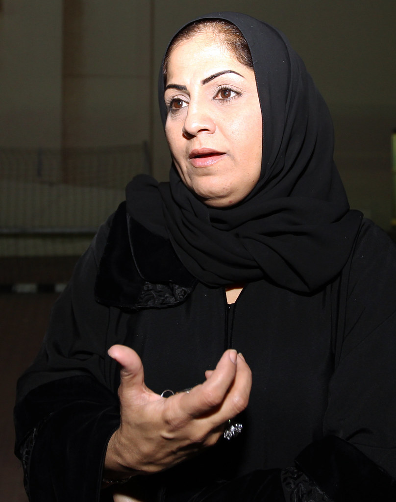 Ahlam Al Mana | Qatar Women's Sport Committee President Ahla