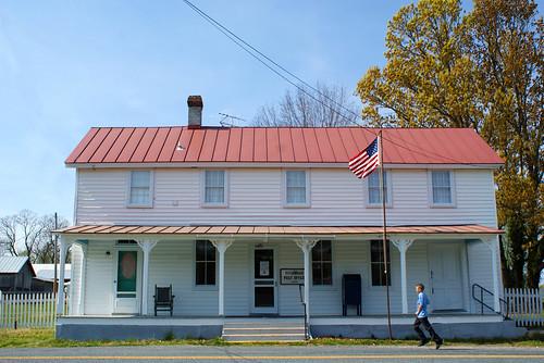 Bushwood Post Office, Bushwood