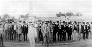 United Confederate Veterans reunion: Marianna, Florida