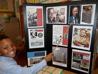 Black History Month2012 : Alex Haley Report   by Clotee Pridgen Allochuku