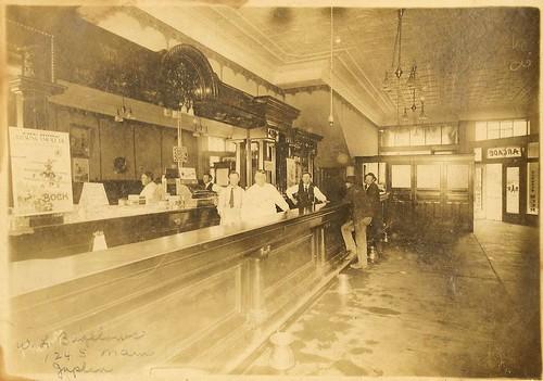 Arcade Bar in Joplin Prior to 1920 | by thomaswolfesghost