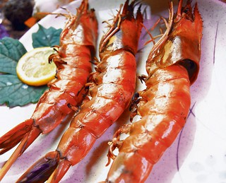 Prawns | by The Hungry Traveller