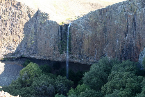 Phantom Falls, Table Mountain 2014