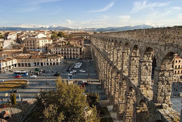Segovia y el Acueducto Romano