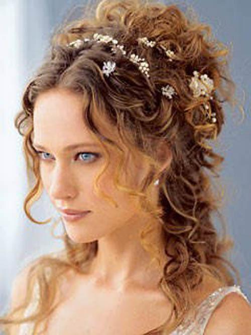 Greek Wedding Hairstyles 1 Sheena Welsh Flickr