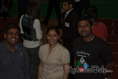 Images from IBS Hyderabad - Trishna 2012 three day fest.
