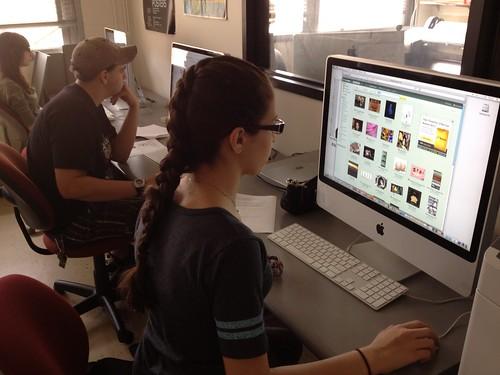 High School Design Workshop at Hofstra