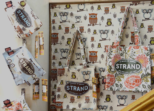 Strand Book Store Hooty Owl