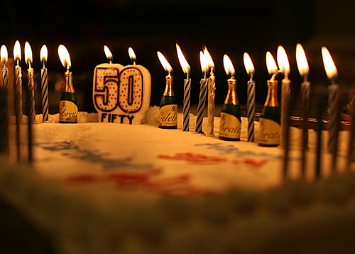 50 Candles | by Jlhopgood