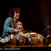 John McLaughlin and tabla Maestro Zakir Hussain play a one off concert with their world-renowned group Remember Shakti, at the Ramallah Cultural Palace on Feb 14th 2012.