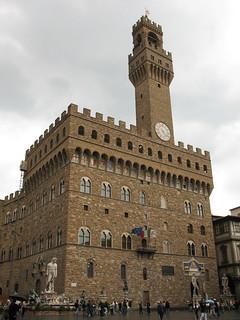 160_Firenze-Piazza della Signoria-Palazzo Vecchio   by SMS Italia
