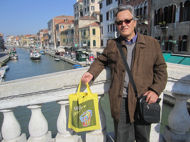 Art & Fashion Design - Spritz, Venice Italy