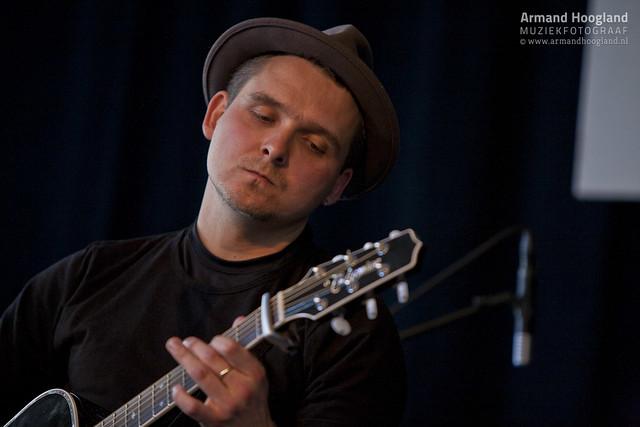 Sean Taylor @ A Small Town Music Walk II