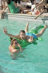 Lacoste L!VE Desert Pool Party