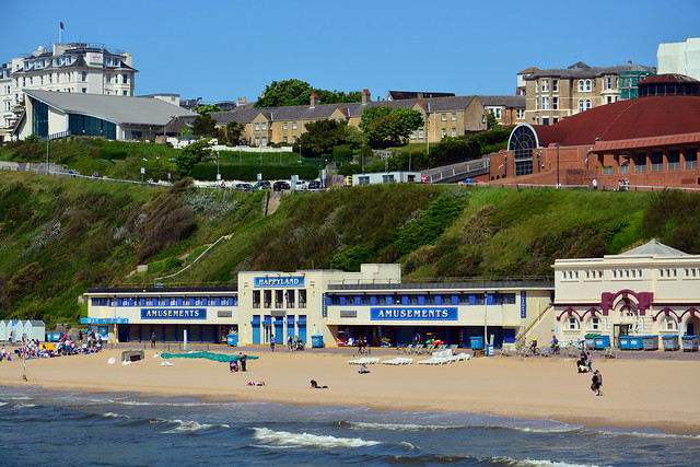 Former Bathing Station / Bournemouth West Beach