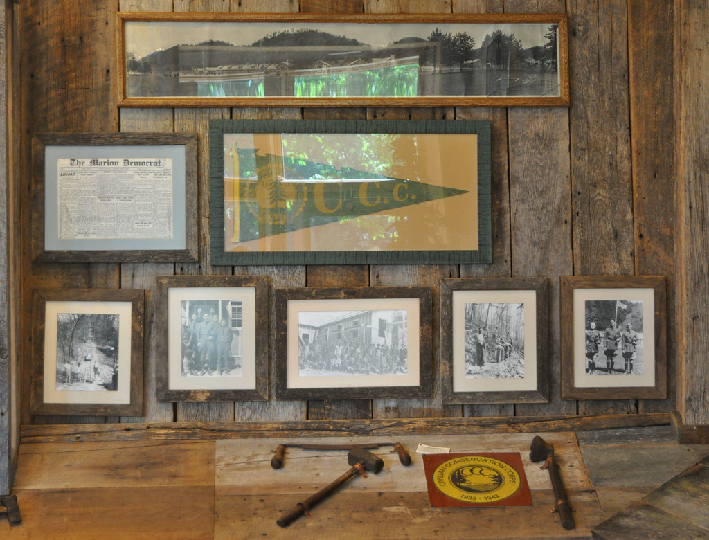 Discovery Center Display | Hungry Mother State Park\u0026#39;s ...