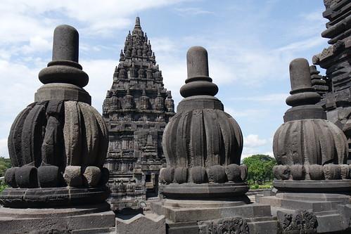 indonézia indonesia java jáva prambanan siva nandi siwa candi shiva