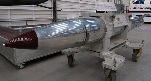B61 Nuclear bomb | by Dave Bezaire