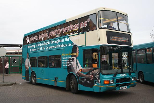 5154 S154KNK Arriva