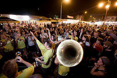 Guca Trumpet Festival Accommodation Guca World Trumpet Fes Flickr