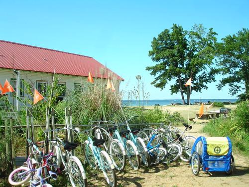Camp MD, St. George's Island