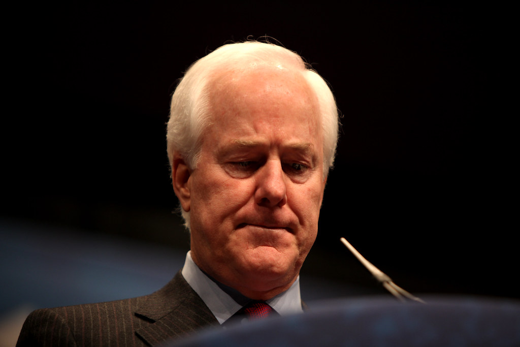 Cornyn Introduces Bill To Curb Mass Shootings – KFI AM 640