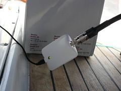 wo, 03/10/2007 - 14:10 - Internet aan boord - WiFi zendontvanger