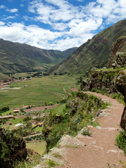 Pisac, in the Sacred Valley