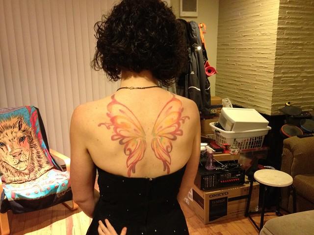 Annie's Tattoo