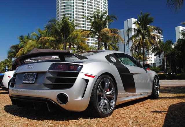 Audi R8 GT *Explored*