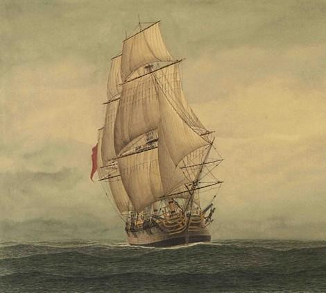 Lady Penrhyn, First Fleet Convict Transport