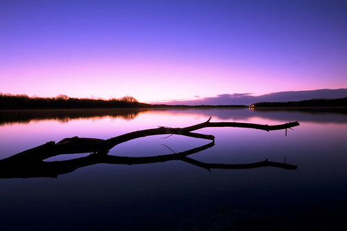 lake sunrise landscape log peaceful stick priest knobs smyrna poole percy pooleknobsrecreationarea