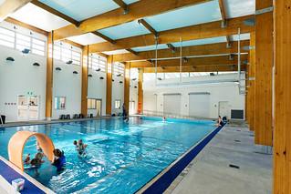 Colmslie Pool - indoor pool   by Brisbane City Council