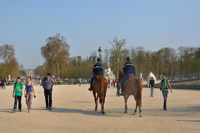 Paris : Tuileries Garden