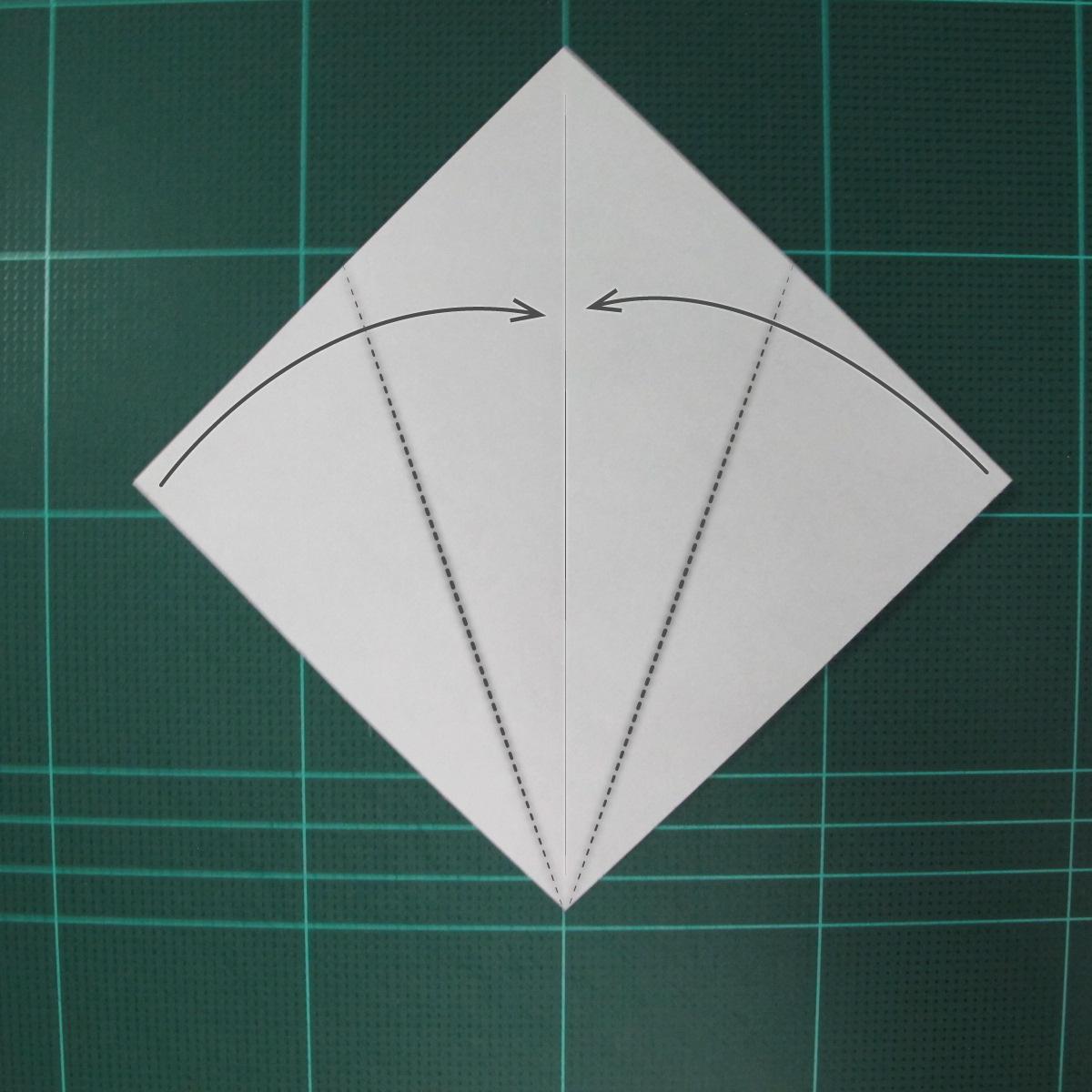 การพับกระดาษเป็นนกกระสา (Origami Pelican) 003