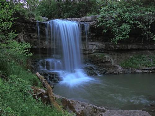 nature outdoors spring pennsylvania may fayettecounty robinsonfalls dunbartownship